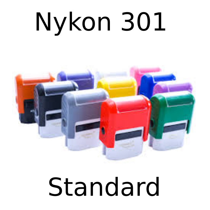 Carimbo Automático Nykon 301